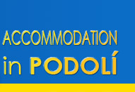 Accommodation in Podoli